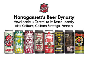 Narragansett Beer's Dynasty: How Locale is Central to its Brand Identity